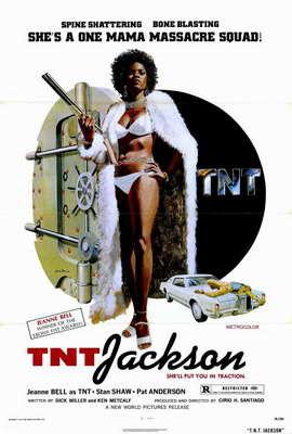 TNT Jackson - 27 x 40 Movie Poster - Style A
