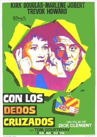 To Catch a Spy - 27 x 40 Movie Poster - Spanish Style A