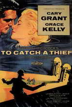 To Catch a Thief - 27 x 40 Movie Poster - Style A