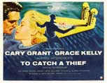 To Catch a Thief - 22 x 28 Movie Poster - Half Sheet Style A