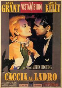 To Catch a Thief - 11 x 17 Poster - Foreign - Style A