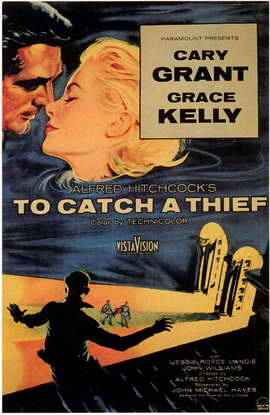To Catch a Thief - 11 x 17 Movie Poster - Style A
