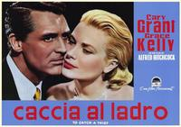 To Catch a Thief - 11 x 17 Movie Poster - Italian Style A