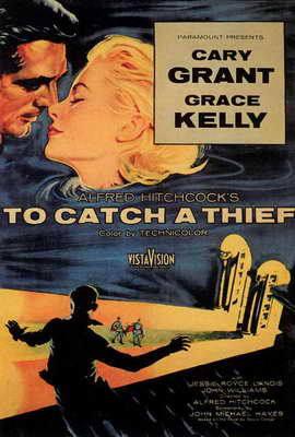 To Catch a Thief - 27 x 40 Movie Poster
