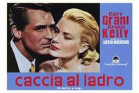 To Catch a Thief - 27 x 40 Movie Poster - Italian Style A