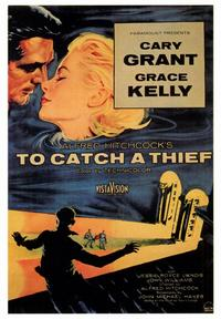 To Catch a Thief - 43 x 62 Movie Poster - Bus Shelter Style A