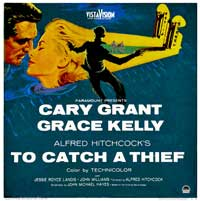 To Catch a Thief - 40 x 40 - Movie Poster - Style A