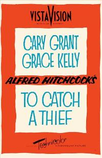 To Catch a Thief - 27 x 40 Movie Poster - Style D