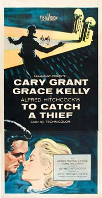 To Catch a Thief - 20 x 40 Movie Poster - Style A