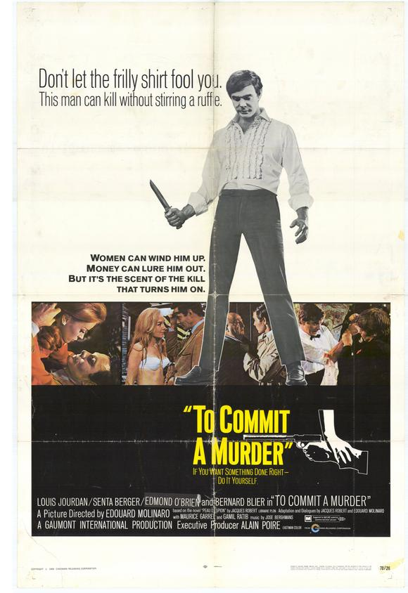 To Commit a Murder movie