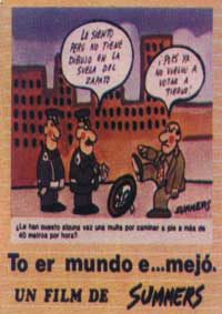 To er mundo e... mejo - 11 x 17 Movie Poster - Spanish Style A