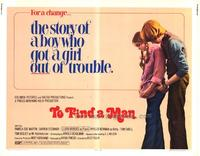 To Find a Man - 11 x 14 Movie Poster - Style A