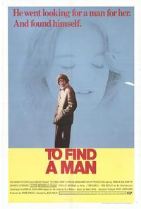 To Find a Man - 11 x 17 Movie Poster - Style A