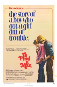 To Find a Man - 27 x 40 Movie Poster - Style B