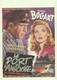 To Have & Have Not - 14 x 22 Movie Poster - Belgian Style A