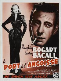 To Have & Have Not - 11 x 17 Movie Poster - Belgian Style B
