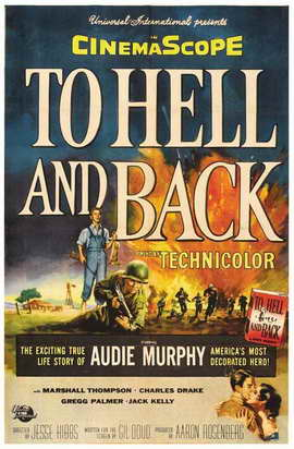 To Hell and Back - 11 x 17 Movie Poster - Style K