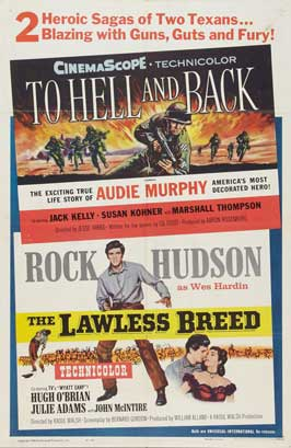 To Hell and Back - 11 x 17 Movie Poster - Style A