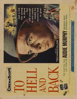 To Hell and Back - 11 x 14 Movie Poster - Style A