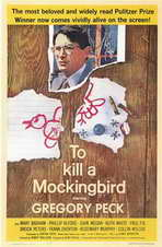 To Kill a Mockingbird - 11 x 17 Movie Poster - Style A