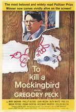 To Kill a Mockingbird - 27 x 40 Movie Poster - Style A
