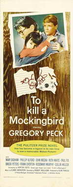 To Kill a Mockingbird - 14 x 36 Movie Poster - Insert Style B