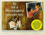 To Kill a Mockingbird - 22 x 28 Movie Poster - Half Sheet Style A