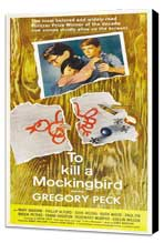 To Kill a Mockingbird - 20 x 40 Movie Poster - Style A - Museum Wrapped Canvas