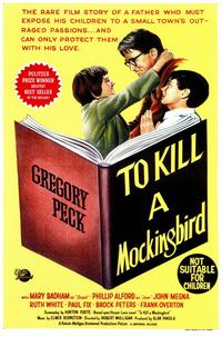 To Kill a Mockingbird - 11 x 17 Movie Poster - Style B