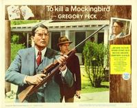 To Kill a Mockingbird - 11 x 14 Movie Poster - Style C