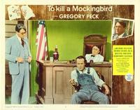To Kill a Mockingbird - 11 x 14 Movie Poster - Style F