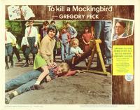 To Kill a Mockingbird - 11 x 14 Movie Poster - Style G
