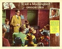 To Kill a Mockingbird - 11 x 14 Movie Poster - Style E