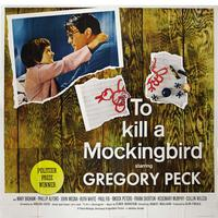 To Kill a Mockingbird - 11 x 17 Movie Poster - Style C