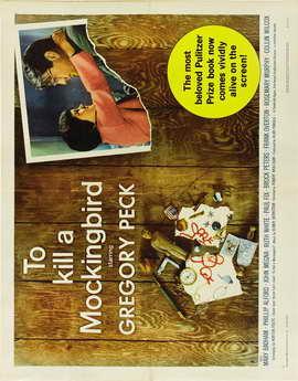 To Kill a Mockingbird - 11 x 17 Movie Poster - Style E
