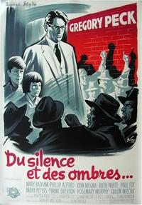 To Kill a Mockingbird - 11 x 17 Movie Poster - French Style I