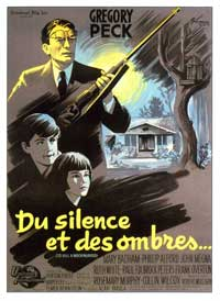 To Kill a Mockingbird - 11 x 17 Movie Poster - French Style B