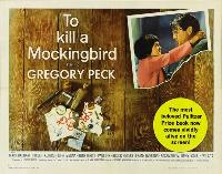 To Kill a Mockingbird - 43 x 62 Movie Poster - Bus Shelter Style B