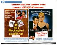 To Kill a Mockingbird/That Touch of Mink - 11 x 14 Movie Poster - Style A