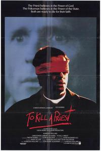 To Kill a Priest - 27 x 40 Movie Poster - Style A