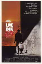 To Live & Die in L.A. - 11 x 17 Movie Poster - Style A