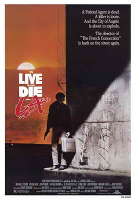 To Live & Die in L.A. - 27 x 40 Movie Poster - Style A