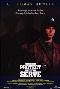 To Protect and Serve - 11 x 17 Movie Poster - Style A