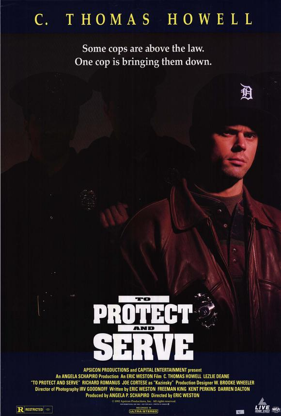 To Protect and Serve movie