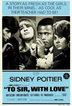 To Sir, with Love - 27 x 40 Movie Poster - Australian Style A
