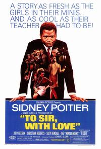 To Sir, with Love - 27 x 40 Movie Poster - Style A