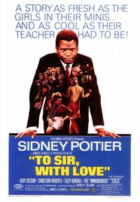 To Sir, with Love - 43 x 62 Movie Poster - Bus Shelter Style A