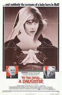 To the Devil, a Daughter - 27 x 40 Movie Poster - Style A