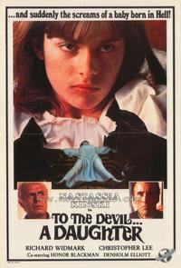 To the Devil, a Daughter - 27 x 40 Movie Poster - Style B