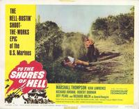 To the Shores of Hell - 11 x 14 Movie Poster - Style A